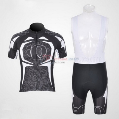 Pearl Izumi Cycling Jersey Kit Short Sleeve 2011 Black And White