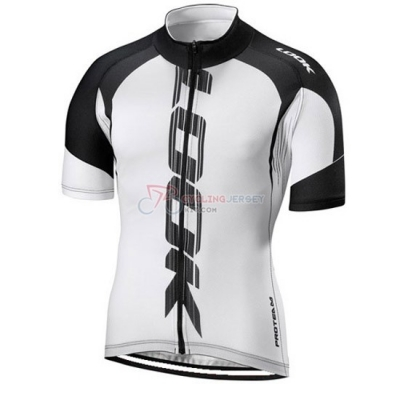 Look Cycling Jersey Kit Short Sleeve 2016 Black And White