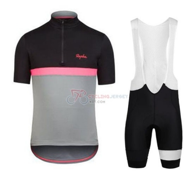 Rapha Cycling Jersey Kit Short Sleeve 2016 Black And Red