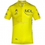 Tour de France Cycling Jersey Kit Short Sleeve 2020 Yellow(2)