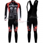 Cube Cycling Jersey Kit Long Sleeve 2012 Black And Red