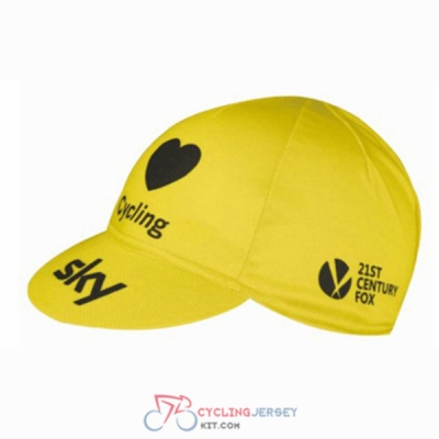 2017 Sky Cycling Cap