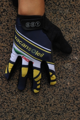 Cycling Gloves Vacansoleil