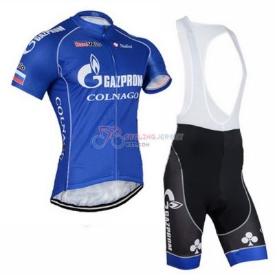 Garmin Cycling Jersey Kit Short Sleeve 2016 Blue