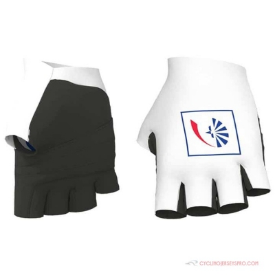 2020 Groupama FDJ Short Finger Gloves