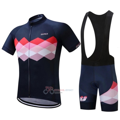 Eddie Cycling Jersey Kit Short Sleeve 2020 Black Red