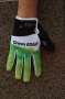 Cycling Gloves Greenedge 2014 green
