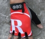 Cycling Gloves Radioshack 2011 red