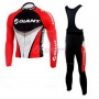Giant Cycling Jersey Kit Long Sleeve 2010 Black And Red