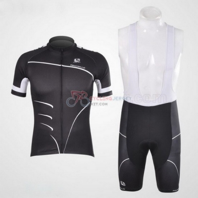 Giordana Cycling Jersey Kit Short Sleeve 2012 Black