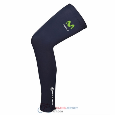 2017 Movistar Cycling Leg Warmer