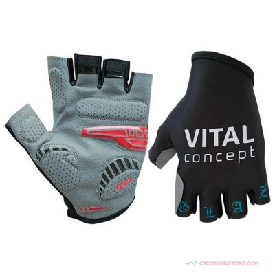 2020 Vital Concept-BB Hotels Short Finger Gloves