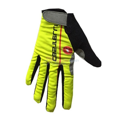 Castelli Long Finger Gloves 2017