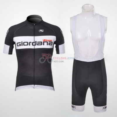 Giordana Cycling Jersey Kit Short Sleeve 2011 Black