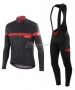 Specialized Cycling Jersey Kit Long Sleeve 2016 Red And Black
