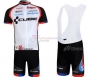 Cube Cycling Jersey Kit Short Sleeve 2011 Black And White
