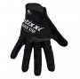 2020 Etixx Quick Step Long Finger Gloves Black