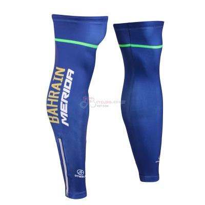 Bahrain Merida Leg Warmer 2018