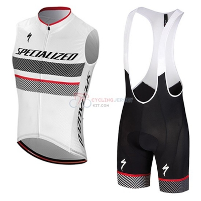 Wind Vest Specialized 2018 White