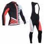 Specialized Cycling Jersey Kit Long Sleeve 2016 Black And Orange