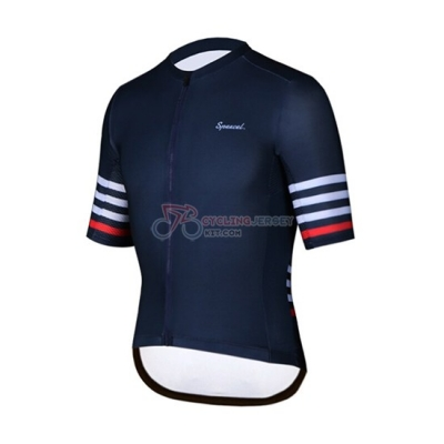 Spexcel Cycling Jersey Kit Short Sleeve 2019 Dark Blue