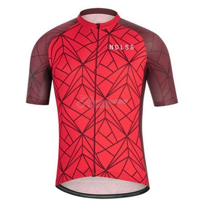 NDLSS Cycling Jersey Kit Short Sleeve 2020 Deep Red