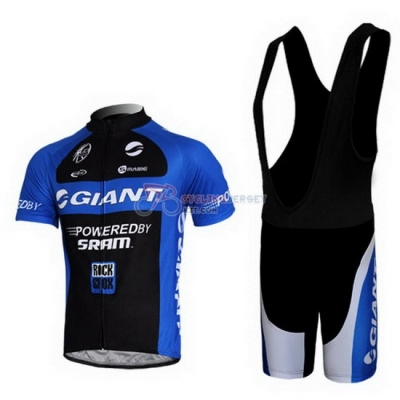 Giant Cycling Jersey Kit Short Sleeve 2011 Blue