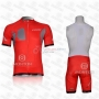 Look Cycling Jersey Kit Short Sleeve 2012 Red