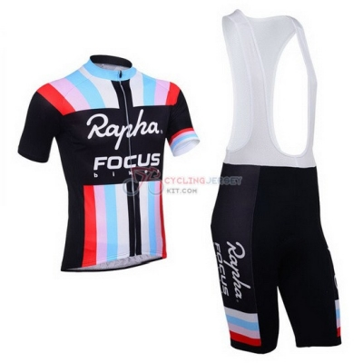Rapha Cycling Jersey Kit Short Sleeve 2013 Black And White