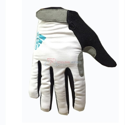 Adidas Long Finger Gloves white 2017