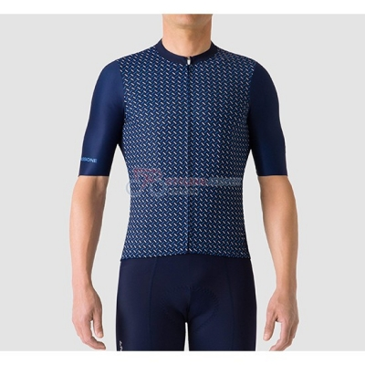 La Passione Cycling Jersey Kit Short Sleeve 2019 Blue