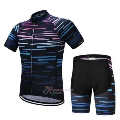 Octos Cycling Jersey Kit Short Sleeve 2020 Blue