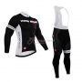 Castelli Cycling Jersey Kit Long Sleeve 2015 White