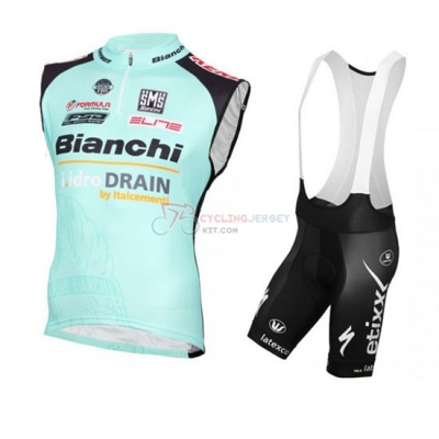 Quick Step Wind Vest 2016 Blue And Black
