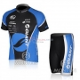 Giant Cycling Jersey Kit Short Sleeve 2010 Black And Blue