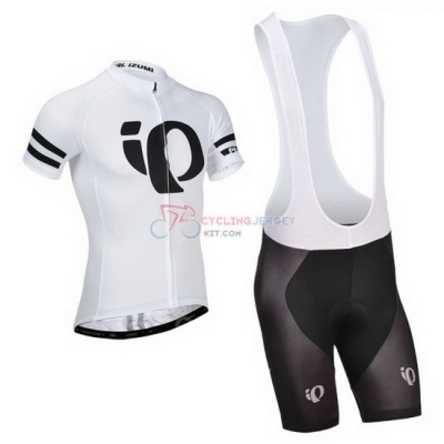 Pearl Izumi Cycling Jersey Kit Short Sleeve 2014 Black And White