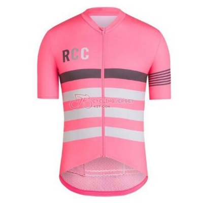 Rcc Paul Smith Cycling Jersey Kit Short Sleeve 2019 Pink