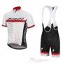 Specialized Cycling Jersey Kit Short Sleeve 2018 White Red