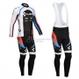 Cube Cycling Jersey Kit Long Sleeve 2013 Black And White