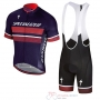 Specialized Cycling Jersey Kit Short Sleeve 2018 Purple Red
