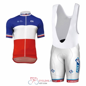 2017 UCI ALE Cycling Jersey Kit Short Sleeve white and red 34d16b250