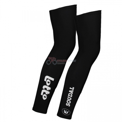 2018 Trek Segafredo Leg Warmer Black