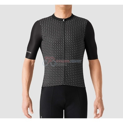 La Passione Cycling Jersey Kit Short Sleeve 2019 Black
