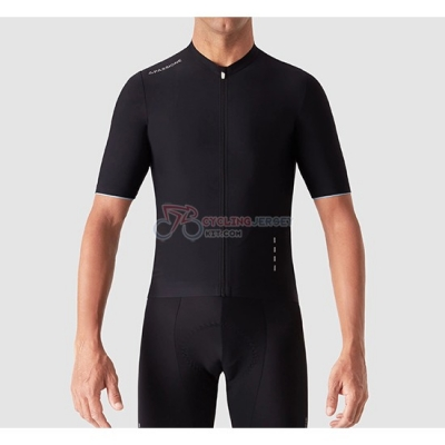 La Passione Cycling Jersey Kit Short Sleeve 2019 Black White