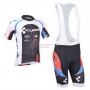 Cube Cycling Jersey Kit Short Sleeve 2013 Black And White