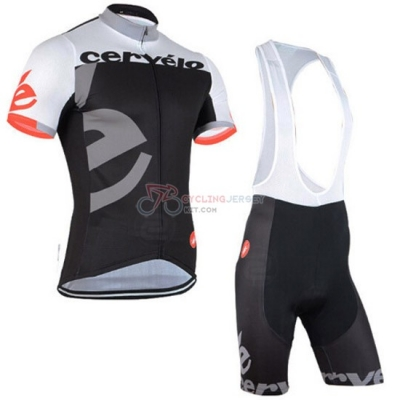 Castelli Cycling Jersey Kit Short Sleeve 2015 And Black And White