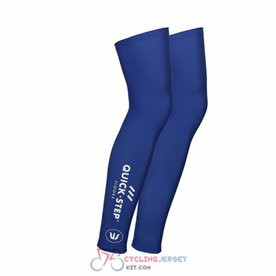 2017 Quick Step Floors Cycling Leg Warmer