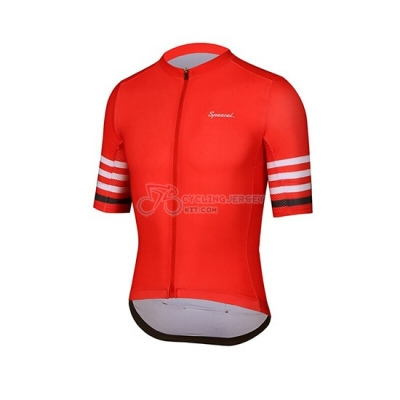Spexcel Cycling Jersey Kit Short Sleeve 2019 Red