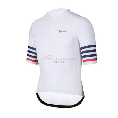 Spexcel Cycling Jersey Kit Short Sleeve 2019 White