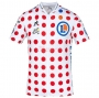 Tour de France Cycling Jersey Kit Short Sleeve 2020 White Red(2)
